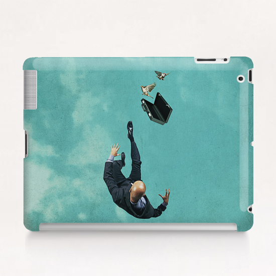 The salesman Tablet Case by Seamless