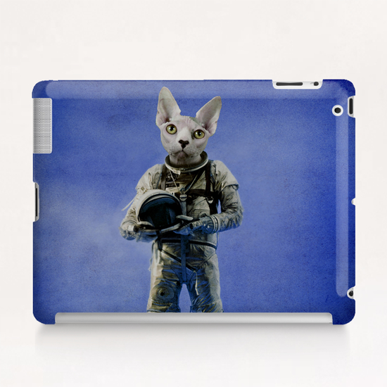look into the distance Tablet Case by durro art
