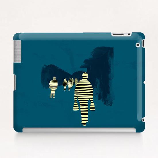 attraction Tablet Case by junillu