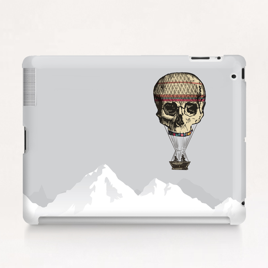 L'amour du risque Tablet Case by tzigone