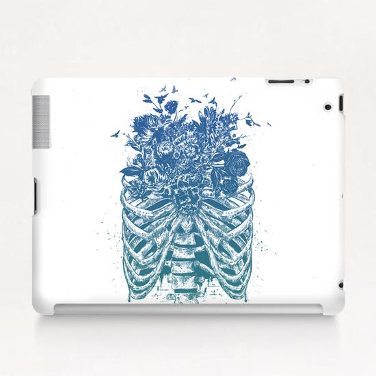 New life Tablet Case by Balazs Solti
