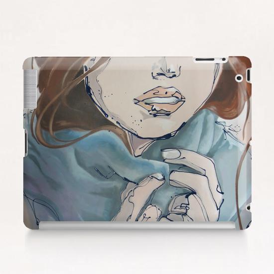 Oritia Tablet Case by Monique van Steen