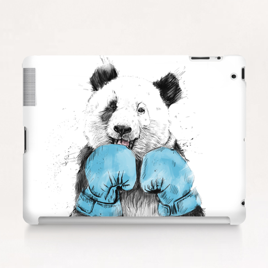 The winner Tablet Case by Balazs Solti