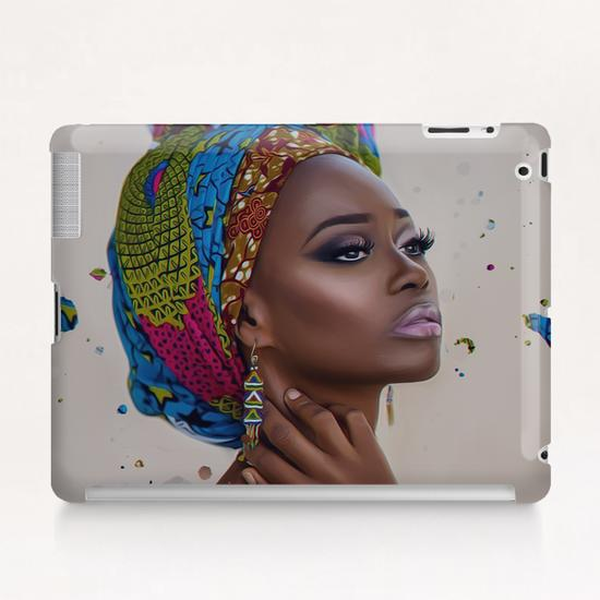 Queen Tablet Case by AndyKArt