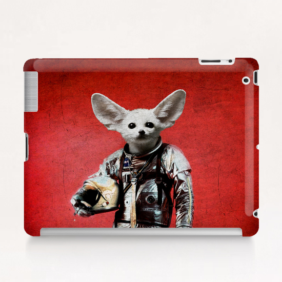 Space is calling Tablet Case by durro art