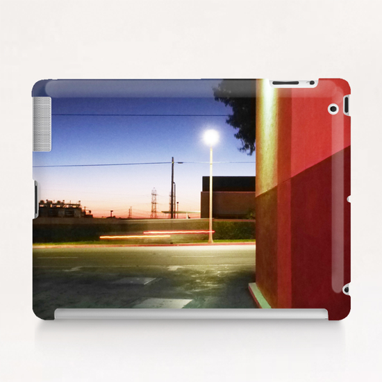 Sunset in L.A. Tablet Case by Vic Storia