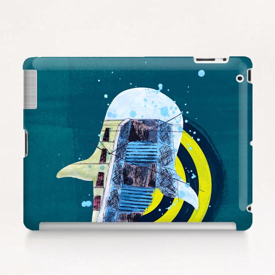 terra incognita Tablet Case by junillu