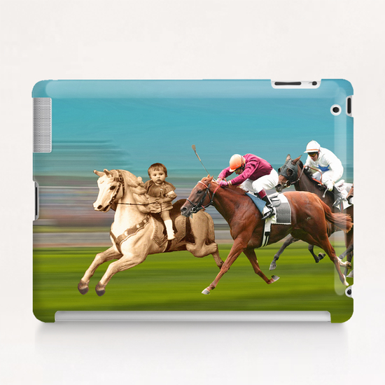 The Race Tablet Case by tzigone