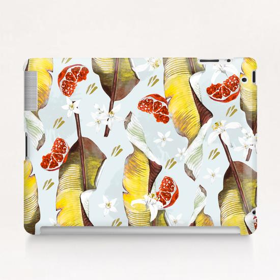 Tropical life Tablet Case by mmartabc
