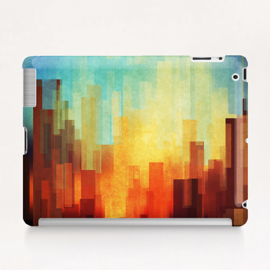 Urban Sunset Tablet Case by DejaReve
