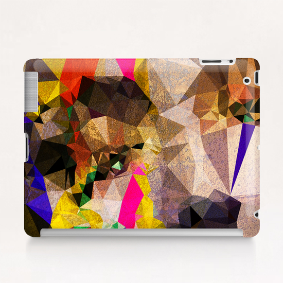Colored Tears Tablet Case by Vic Storia