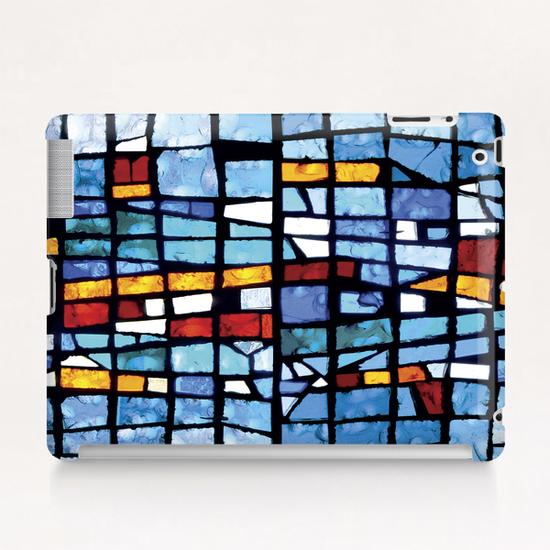 Vitrail Tablet Case by Georgio Fabrello