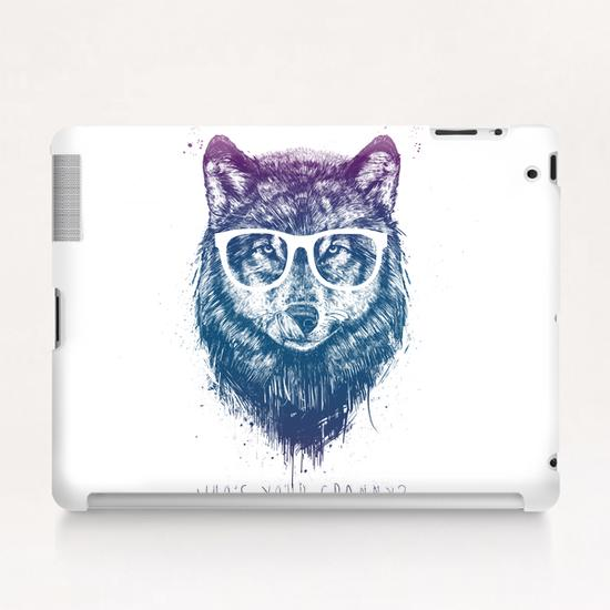 Who's your granny? Tablet Case by Balazs Solti