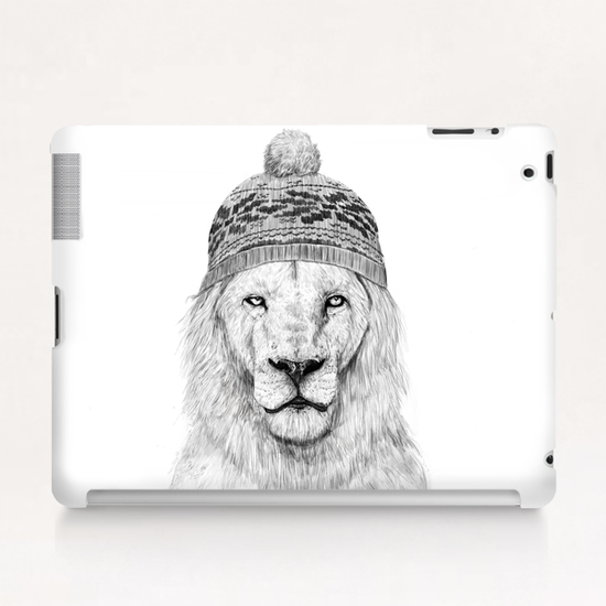 Winter is coming Tablet Case by Balazs Solti