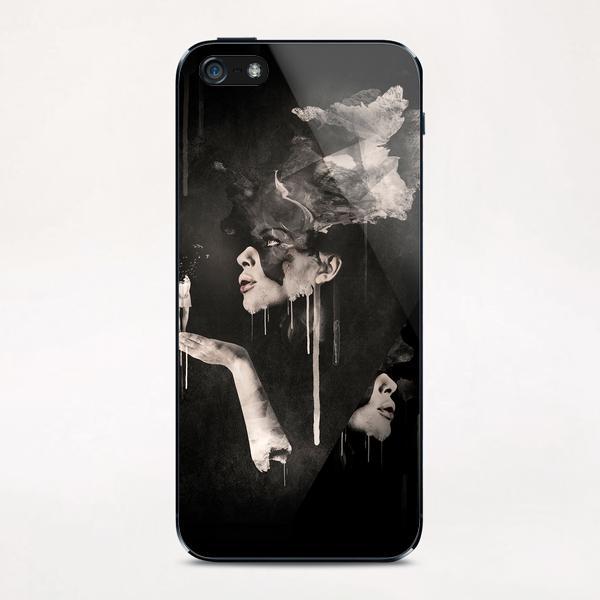 Marble iPhone & iPod Skin by okusora