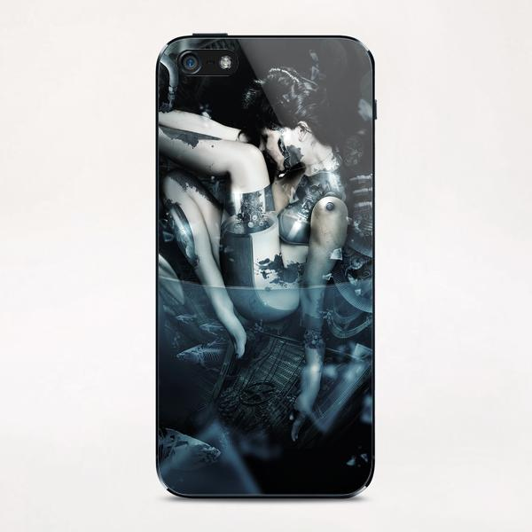 Forgotten Time iPhone & iPod Skin by okusora