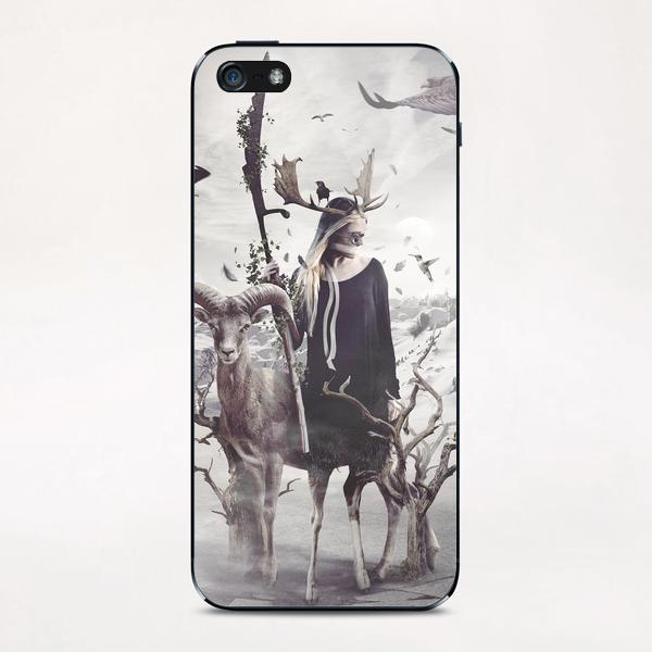 Everglow. iPhone & iPod Skin by okusora