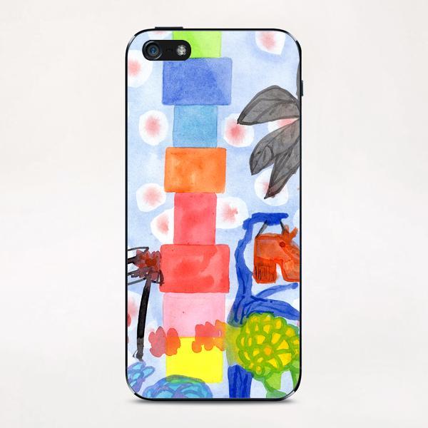 Shoe Tree iPhone & iPod Skin by Heidi Capitaine