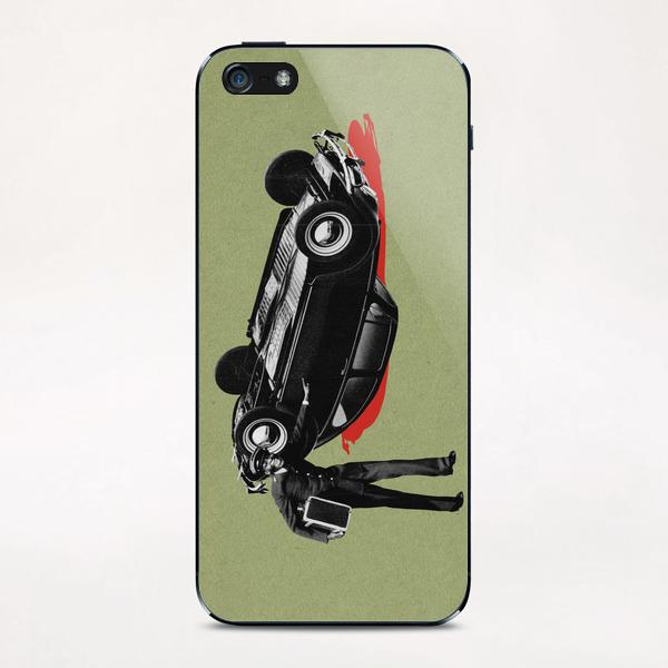 Dead Bug iPhone & iPod Skin by Lerson
