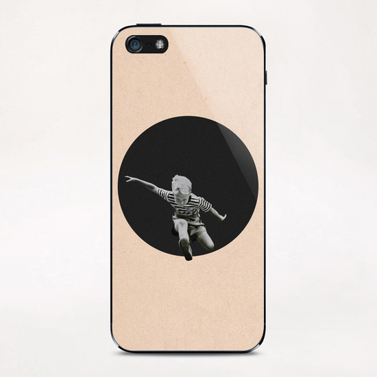 Escape from the Black Hole iPhone & iPod Skin by Lerson