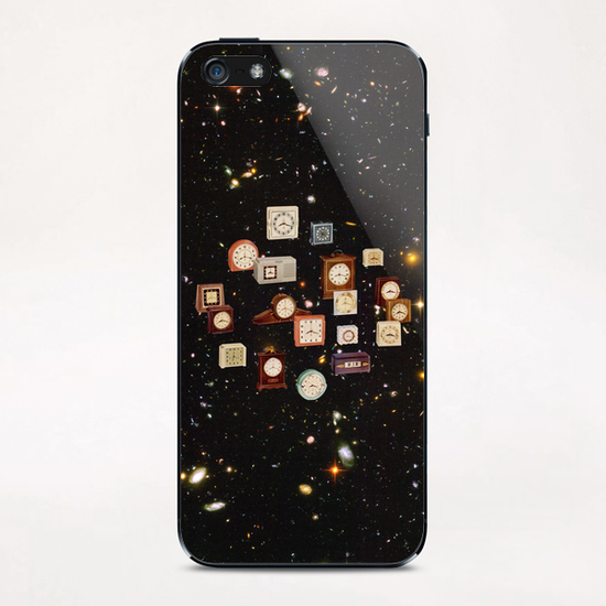 Space-time iPhone & iPod Skin by Lerson