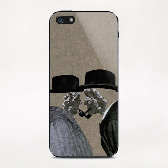 Smoke (II) iPhone & iPod Skin by Lerson