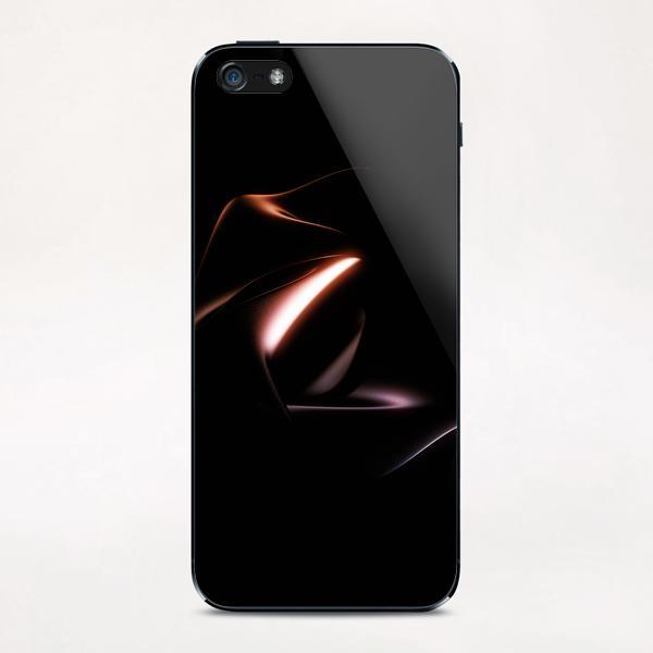 Woman iPhone & iPod Skin by cinema4design