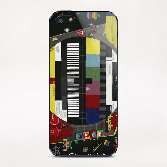 Technology génération iPhone & iPod Skin by frayartgrafik