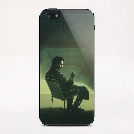 Breaking Bad iPhone & iPod Skin by yurishwedoff