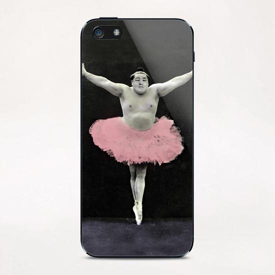 Sumo Ballet iPhone & iPod Skin by tzigone