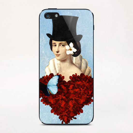 Beloved iPhone & iPod Skin by DVerissimo