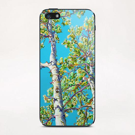 Blossoming CreativiTree iPhone & iPod Skin by Amy Ferrari Art