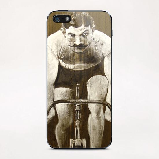 Le Champion iPhone & iPod Skin by Georgio Fabrello