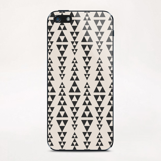 Triangles by PIEL iPhone & iPod Skin by PIEL Design