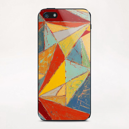Cristallisation iPhone & iPod Skin by Pierre-Michael Faure