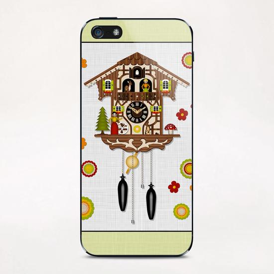 Cuckoo iPhone & iPod Skin by vannina