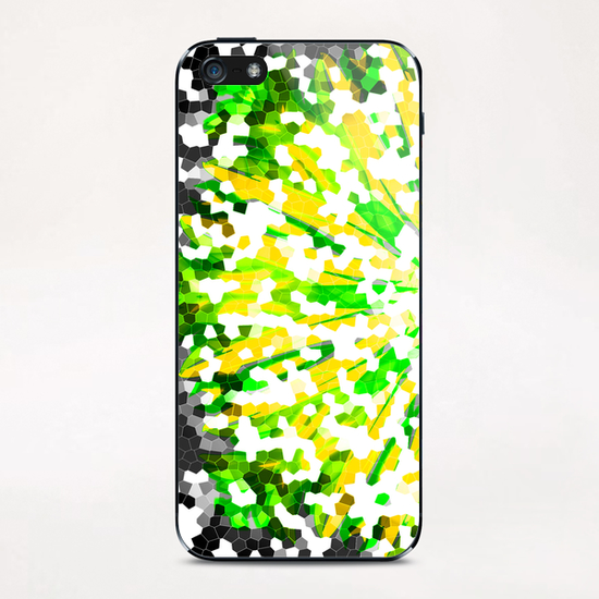 ECTODOMAIN iPhone & iPod Skin by Chrisb Marquez