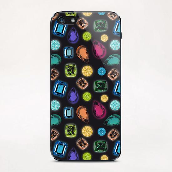 Gemstones iPhone & iPod Skin by vannina