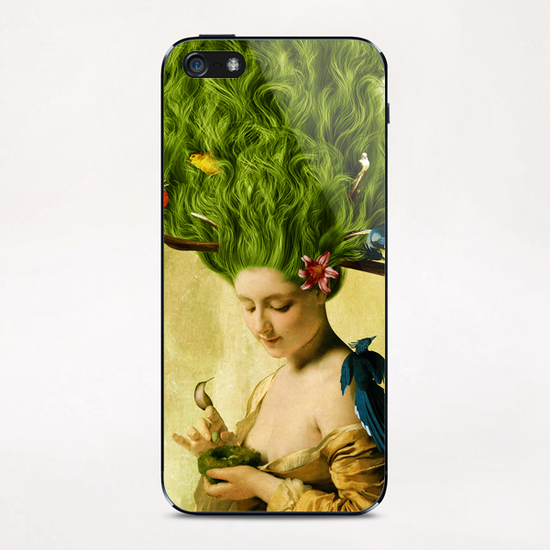 Safe Haven iPhone & iPod Skin by DVerissimo
