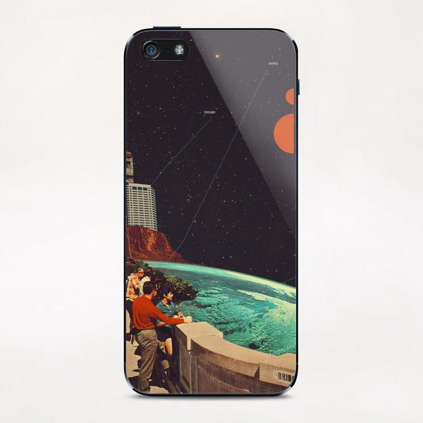 Hopes And Dreams iPhone & iPod Skin by Frank Moth