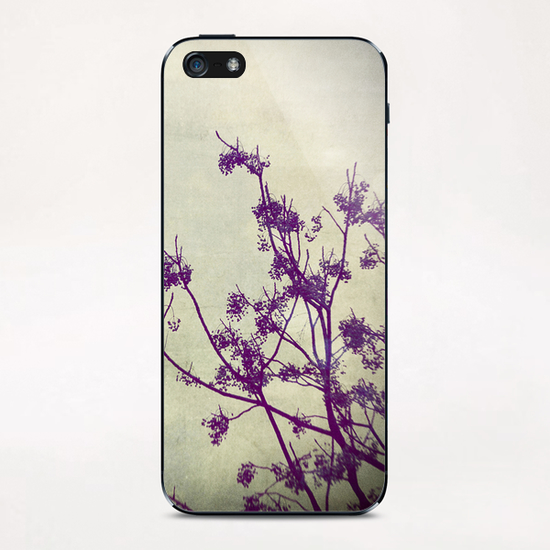 It Takes Two iPhone & iPod Skin by Trish Mistric