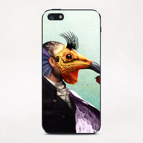 Le Marquis iPhone & iPod Skin by DVerissimo