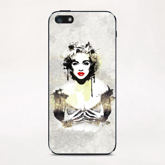Like a Virgin iPhone & iPod Skin by Roberto Caporilli