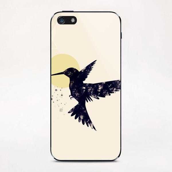 Bird X iPhone & iPod Skin by Amir Faysal