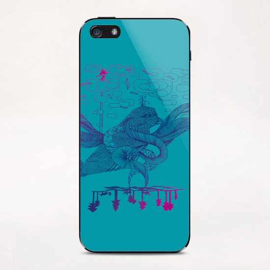 la iPhone & iPod Skin by Laurene