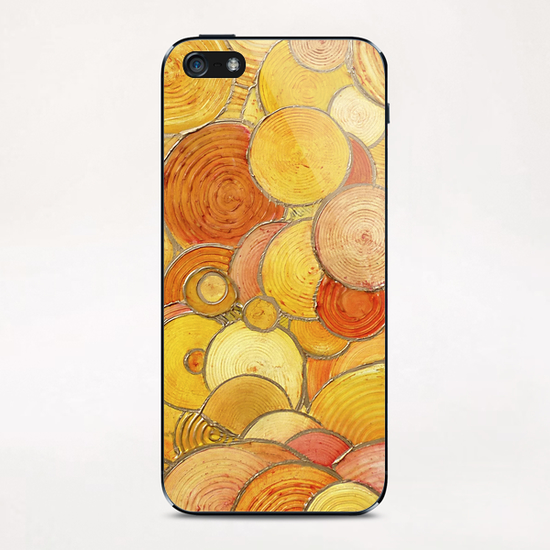 Pop-Bubbles iPhone & iPod Skin by di-tommaso