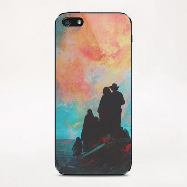 Pioneers iPhone & iPod Skin by lacabezaenlasnubes