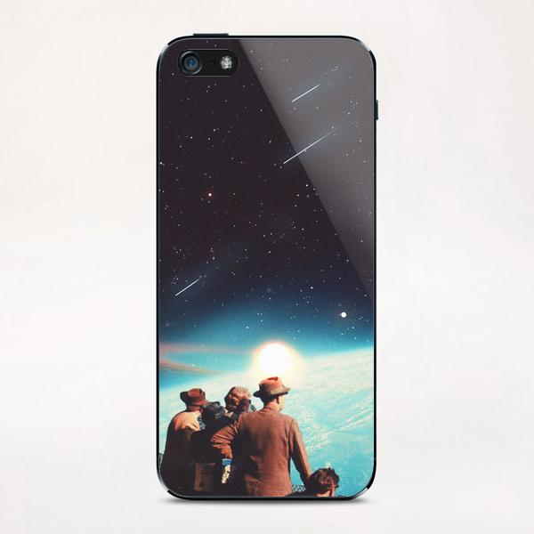 We Have Been Promised Eternity iPhone & iPod Skin by Frank Moth