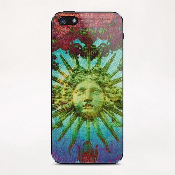Le Roi Soleil iPhone & iPod Skin by Malixx