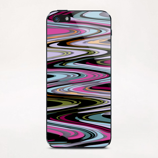 S2 iPhone & iPod Skin by Shelly Bremmer